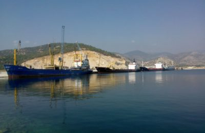 Kavala Port Authority. Photo source: HRADF