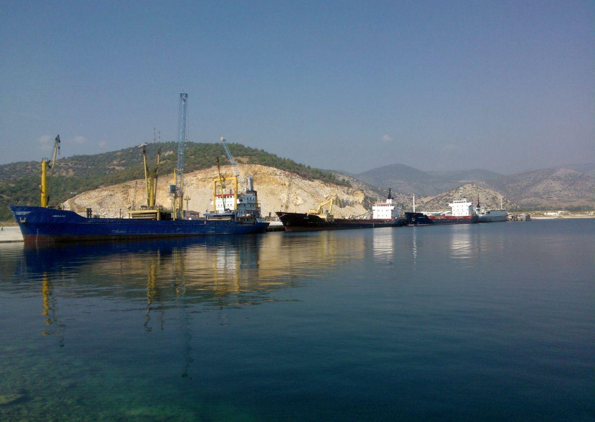 Kavala Port Authority. Photo source: HRADF