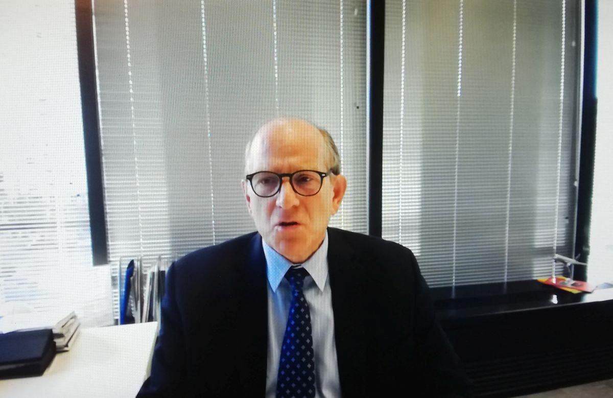 IATA's Regional Vice President for Europe, Rafael Schvartzman.