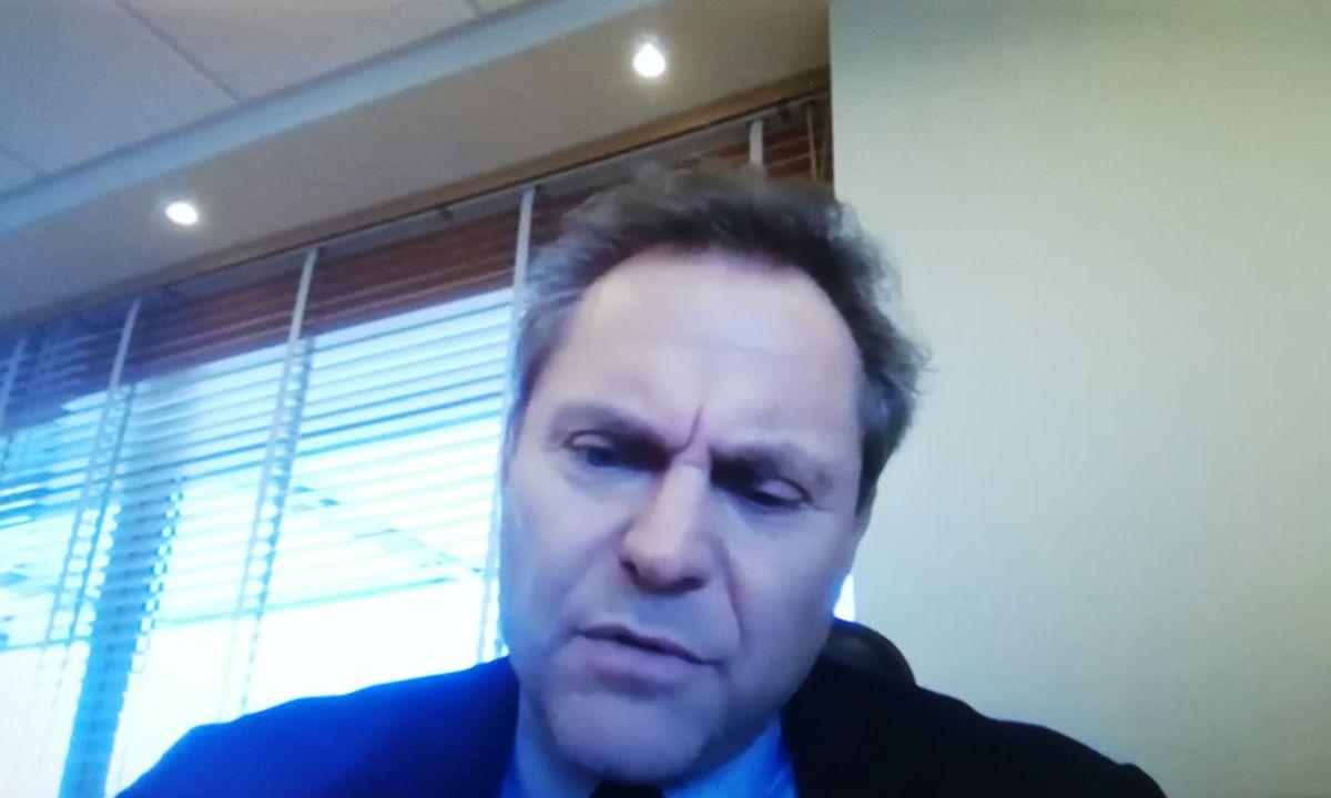 AEGEAN Chairman Eftichios Vassilakis.