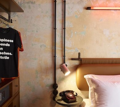 Dave Hotel, Athens Photo source: Brown Hotels