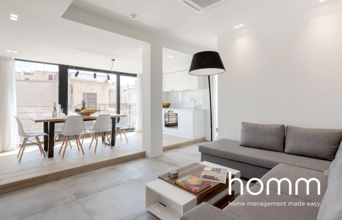 Stay homm Miltiadou Urban Luxury Suites, a collection of urban luxury suites in Monastiraki, Athens.