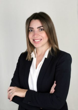 Maria Deligianni, CLIA Representative in the Eastern Mediterranean.