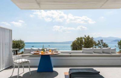Santana Suites Naxos. Photo © Square Lime