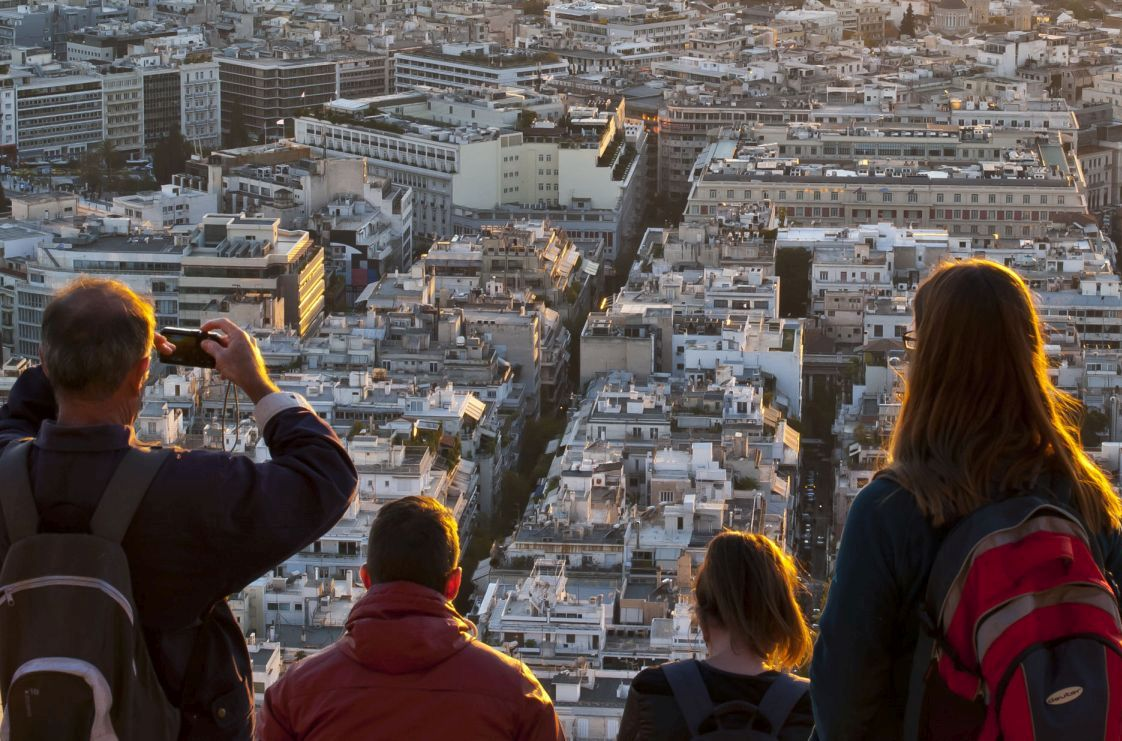 Athens. Photo Source: Visit Greece / Y. Skoulas