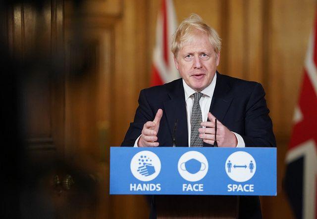UK Prime Minister Boris Johnson. Photo source: gov.uk