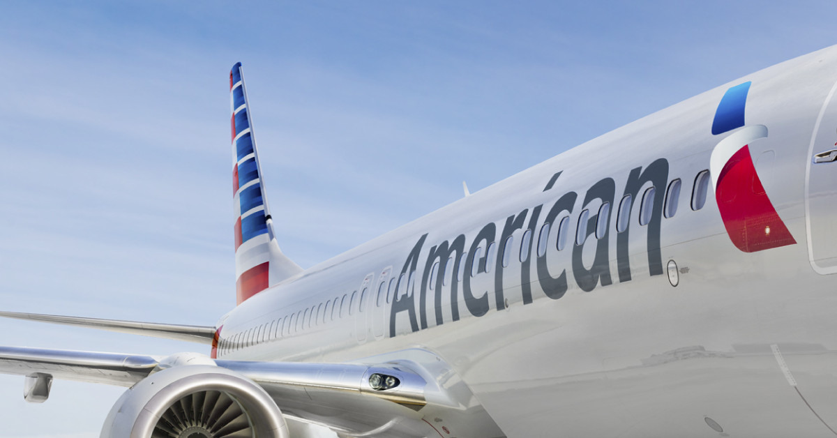 Photo source: American Airlines