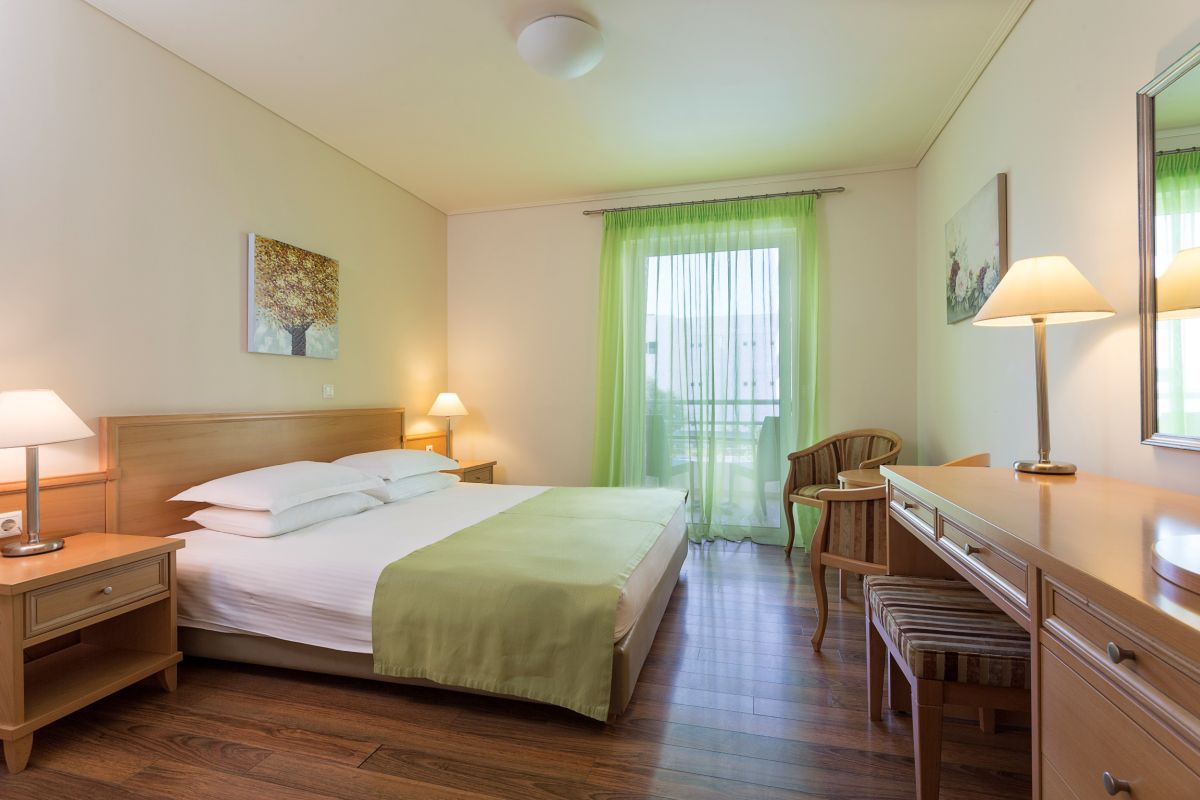 Civitel Attik, double room.