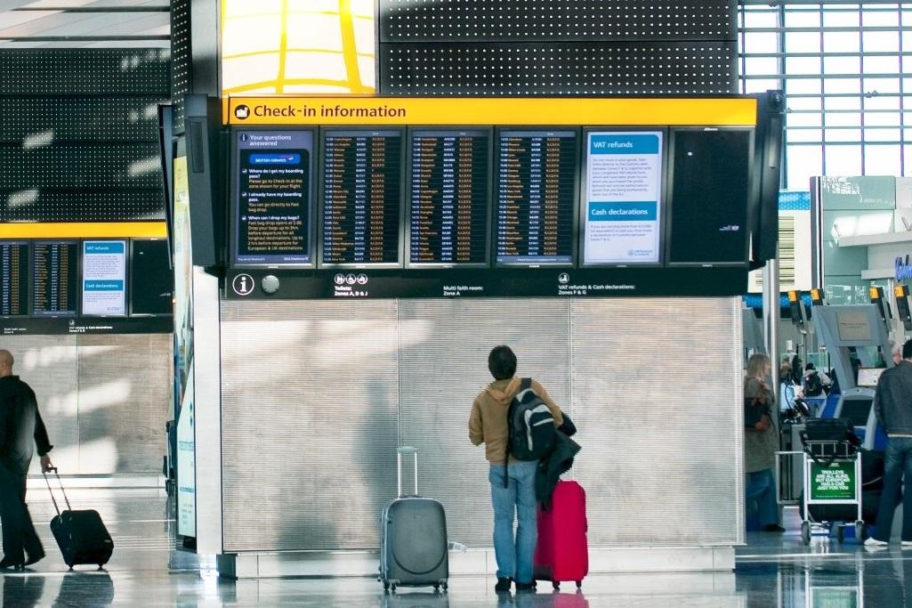 Photo source: @Heathrow Airport