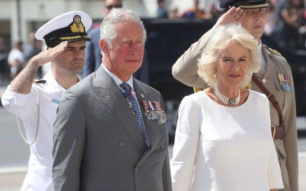 The Prince of Wales and The Duchess of Cornwall. Photo source: princeofwales.gov.uk