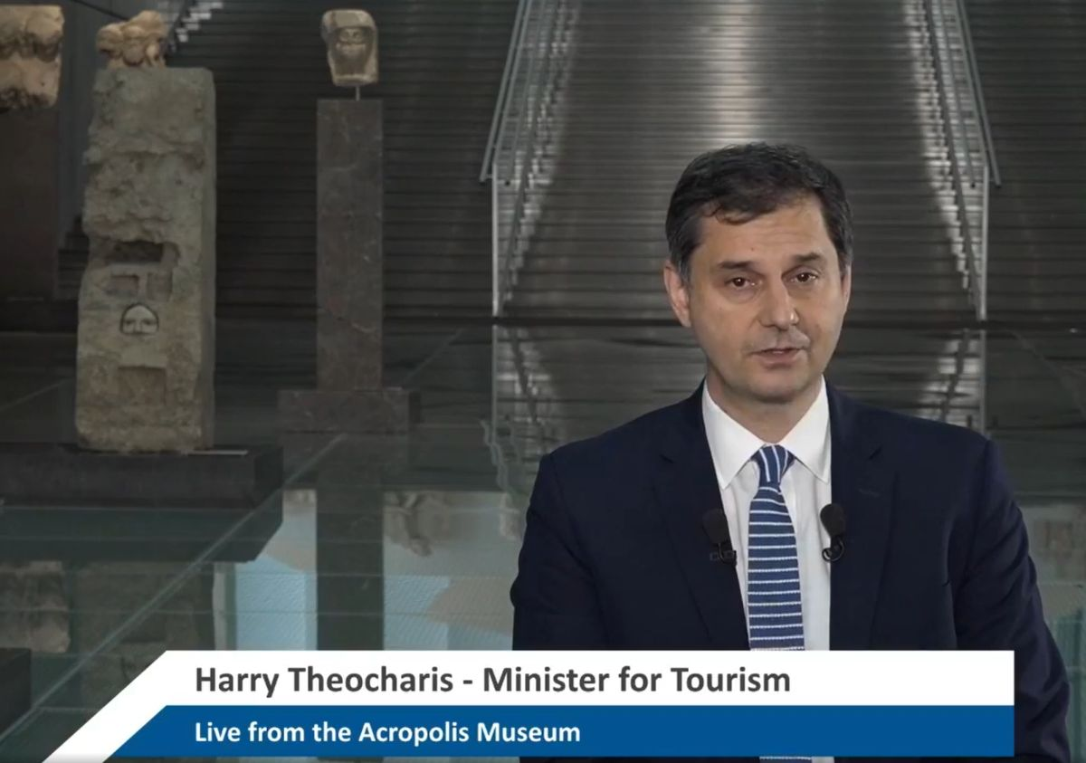 GTP Headlines Greece Aiming for May 14 Tourism Opening | GTP Headlines