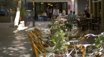 Agias Irinis Square in Athens. Photo source: Visit Greece / H. Kakarouhas
