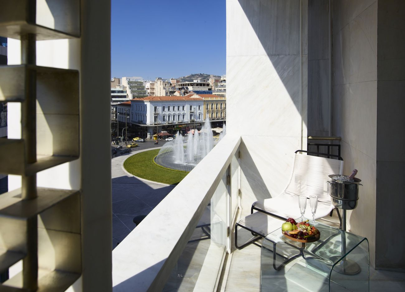 Brown Acropol by Brown Hotels in Athens. Photo: Paterakis