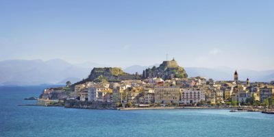 MSC Orchestra and MSC Splendida to call Corfu this summer. Photo source: Cruiseway Travel