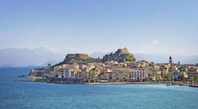 MSC Orchestra and MSC Splendida to call Corfu this summer. Photo source: Cruiseway Travel