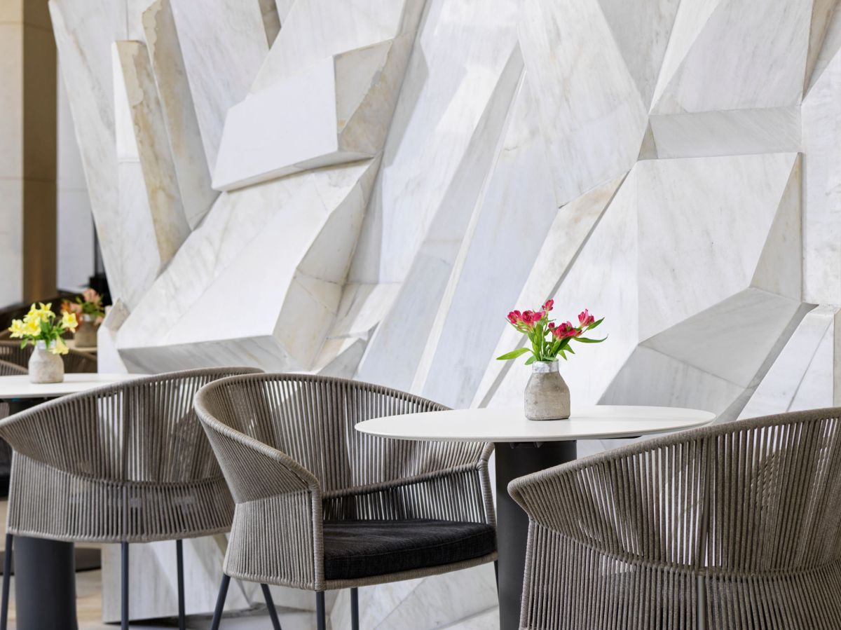 Athens Capital Hotel-MGallery Collection, Galerie Café.