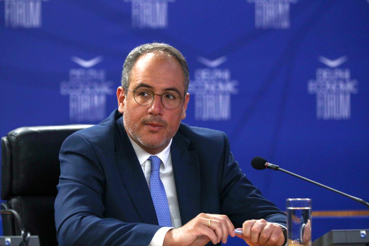 Γιώργος Βέλος, Εκτελεστικός Διευθυντής Επιχειρηματικής και Εμπορικής Ανάπτυξης στο Fraport Greece.