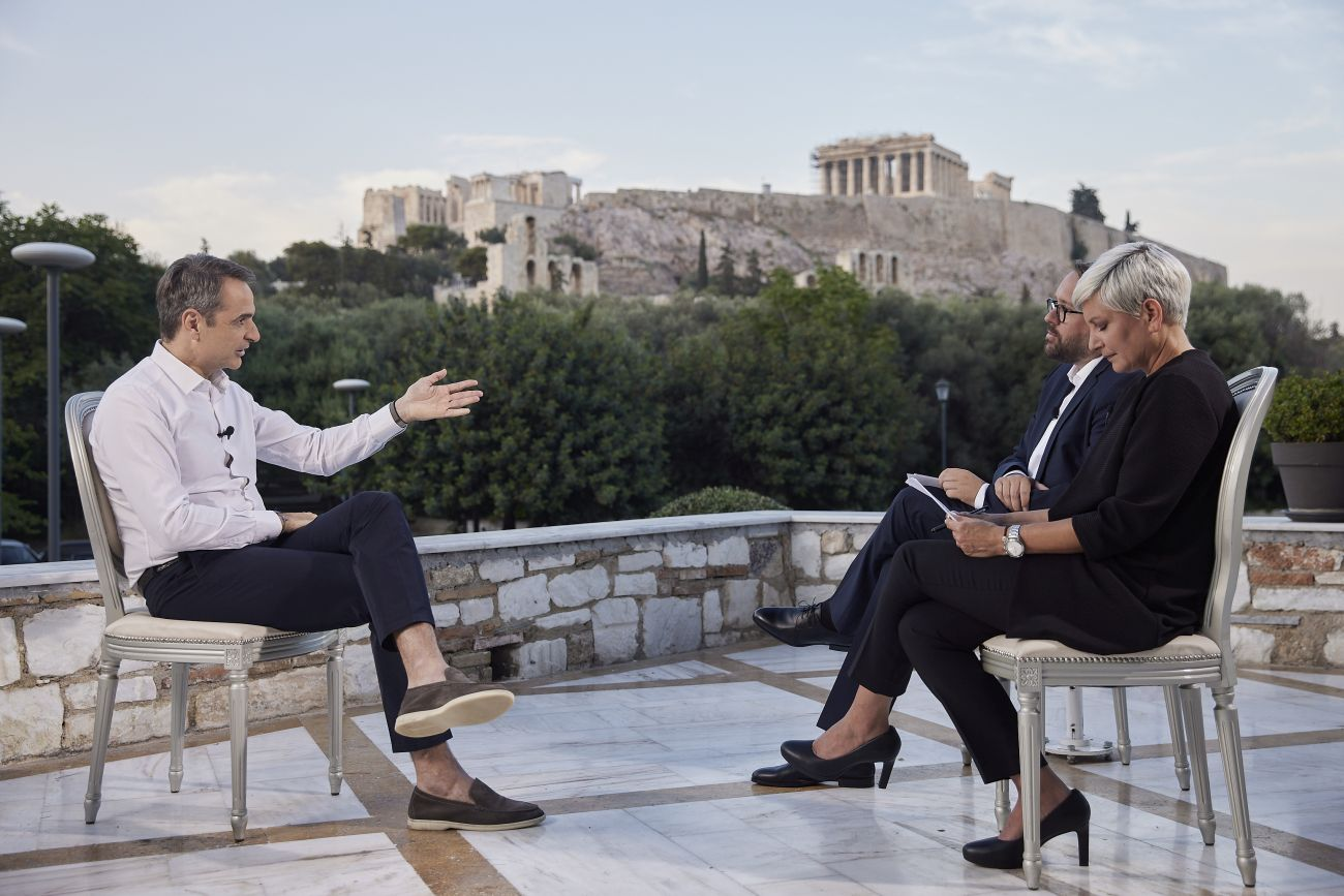 Photo source: Press Office of the Greek Prime Minister / Dimitris Papamitsos