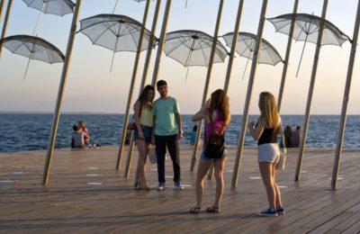 Thessaloniki. Photo source: GNTO / H. Kakarouhas