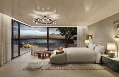 One&Only Aesthesis, Villa One, Master Bedroom.