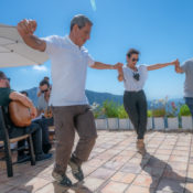 Song and dance, at the heart of Cretan hospitality