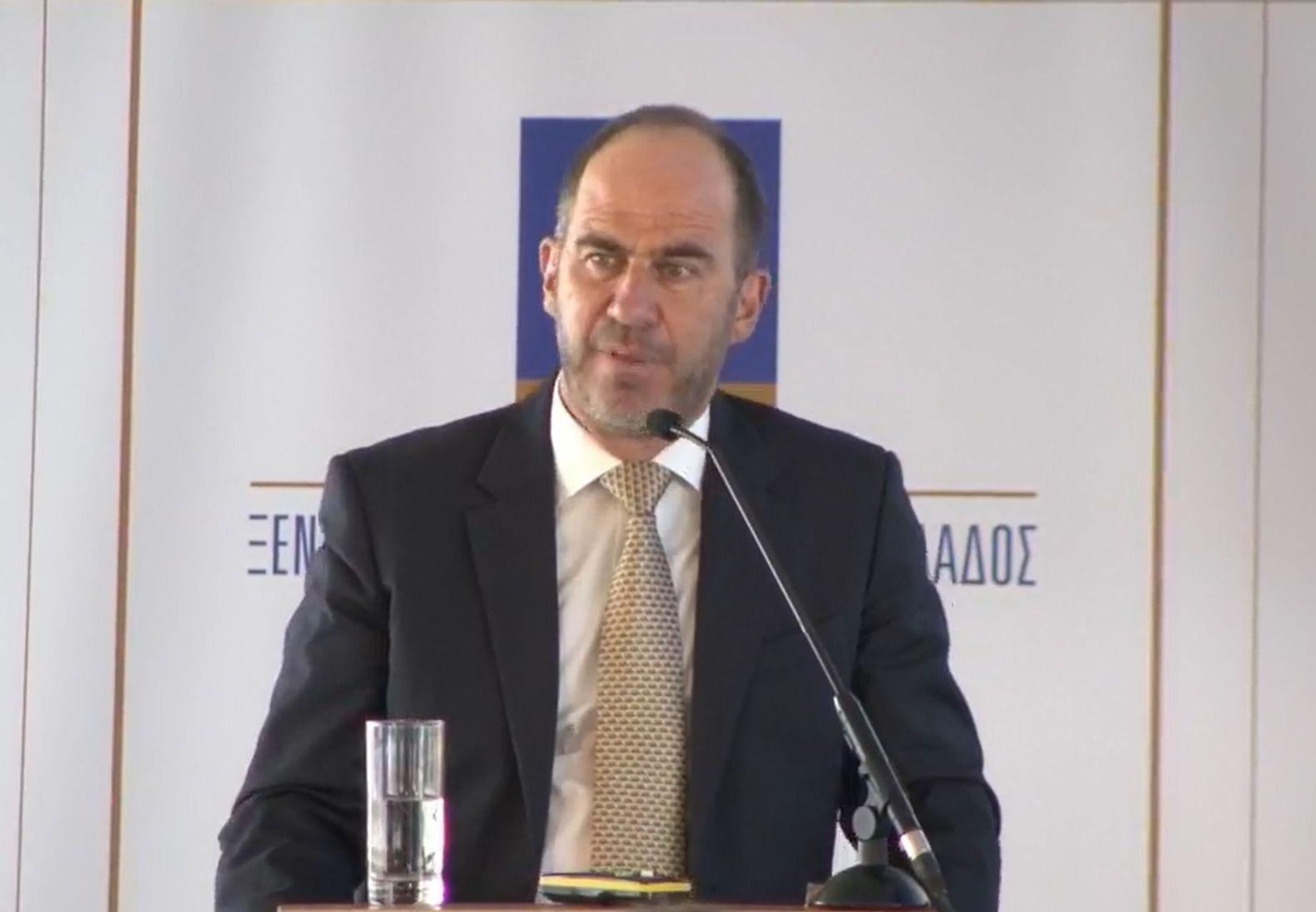 ITEP General Director George Petrakos.