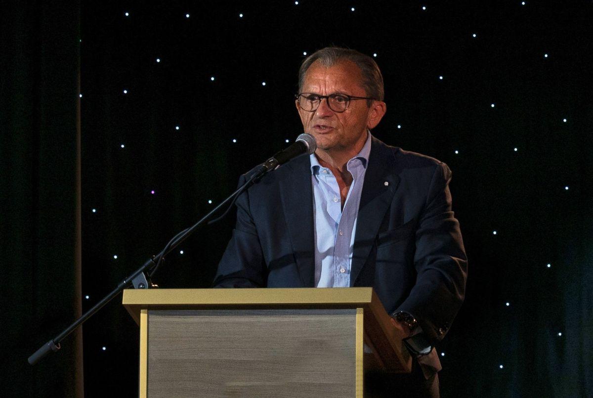 Roberto Martinoli, President and CEO of Silversea Cruises.