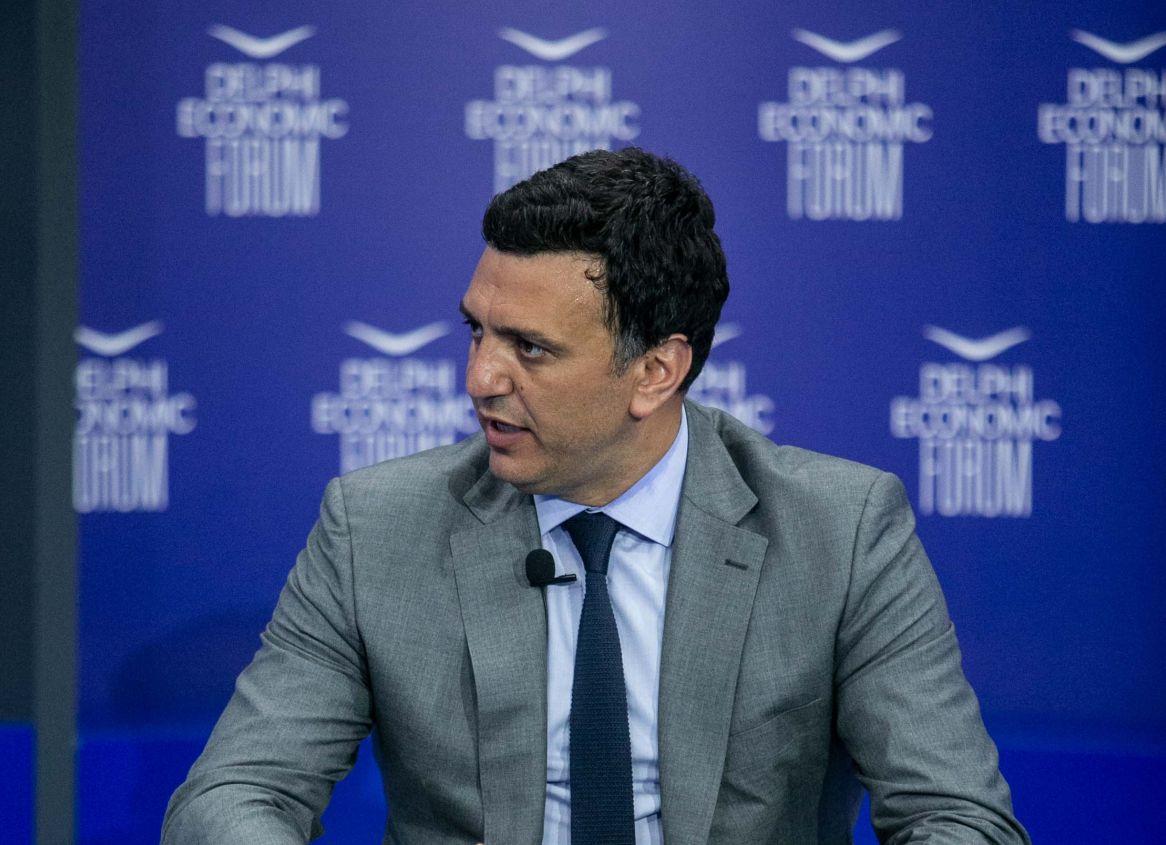 Vassilis Kikilias