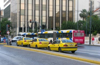 Athens' Taxi Cabs Disappoint Travelers