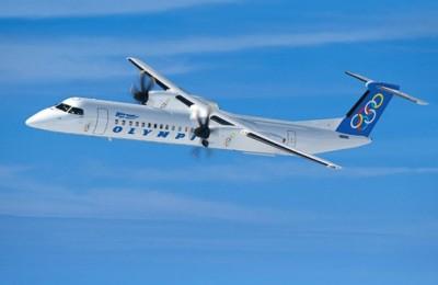 Q400 aircraft.