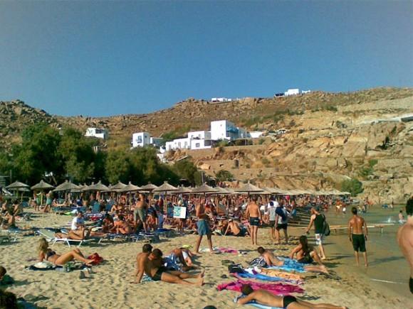 Naturist Beaches Greek Islands