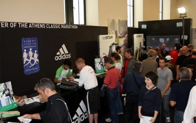 At least 20 foreign tour operators and travel agencies that specialize in sports tourism packages are expected at the exhibition to explore the Greek market for next year's marathon (31 October 2010).
