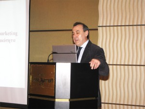 """""""The hotelier must approach the market with the question 'Tell me what you want me to sell you' before any marketing action is taken,"""" said Loukas Douvas, managing director of the Athens-Attica Hotel Association, during his presentation on the dynamics of modern marketing in the hotel reality. """"The hotelier must get to know their customers well, understand their needs and then develop appropriate products and services to meet those needs,"""" he said."""