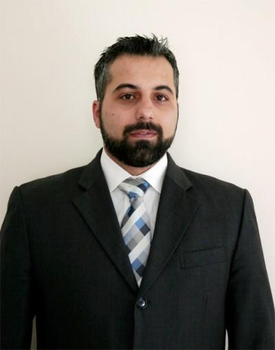 Transhotel's branch director for Greece, Yiorgos Kiriakos.