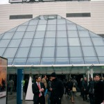 ExCel London, were World Travel Market 2007 took place.