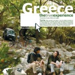 """Greece, The True Experience"" add campaign"