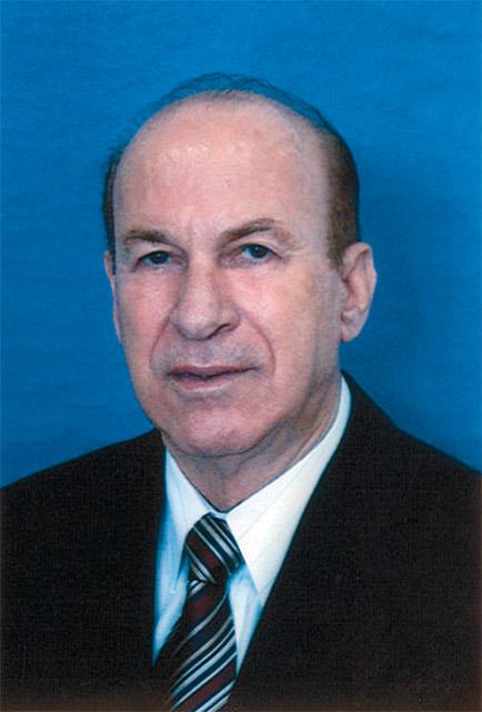 Tsampicos Moschatos, President, Panhellenic Federation of Tourism Enterprises.