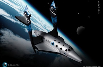 Virgin Galavtiv Unveils SpaceShiptwo & White Knight two