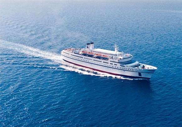 "Louis Cruise Line's first cruise ship, ""m/v Princess Marissa,"" began its two-and three-day cruises in the eastern Mediterranean from Limassol in 1986."