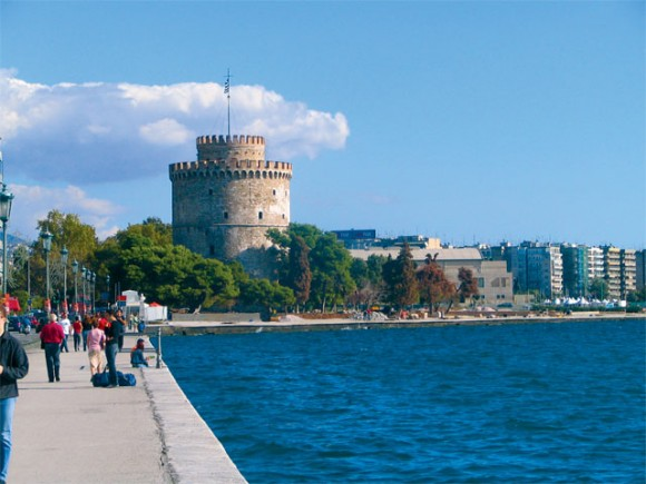 Thessaloniki earns popular conference destination status.