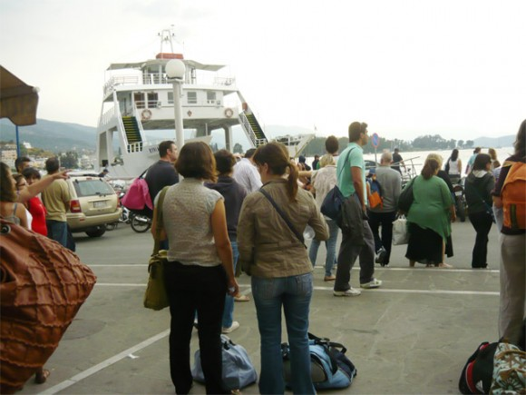 KEPKA said that Greek shipping also received its share of complaints from dissatisfied passengers as 20 instances were reported from 1 July-15 August 2009.