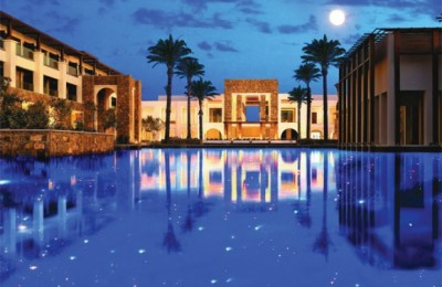 Amirandes, the new six-star luxurious resort of the Grecotel group.