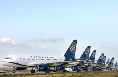 Olympic Air began operations on 1 October with a fleet of 21 aircraft that should rise to 25 by the end of November and gradually expand to 32 under an investment plan that exceeds some 750 million euros. Olympic Air employs a staff of 5,000 people.