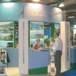 Evia, one of the two honored areas at this year's Panorama, not only had a strong showing at the fair with an up-market and modern stand, but also held a well-organized workshop between the area's hoteliers (the province boasts 204 hotels within 34 areas) and Greece's travel agents.