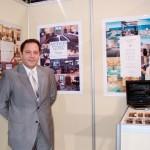 Spyros Maganiotis, director of sales for Divani Chain Hotels.