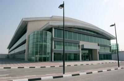 New premium terminal at Doha International Airport, by Qatar Airways.