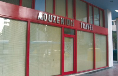 Mouzenidis Travel new offices