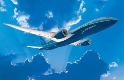 Boeing Drealiner 787