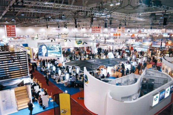 World Travel Market 2006, ExCel, London attracted 46,945 travel industry professionals.