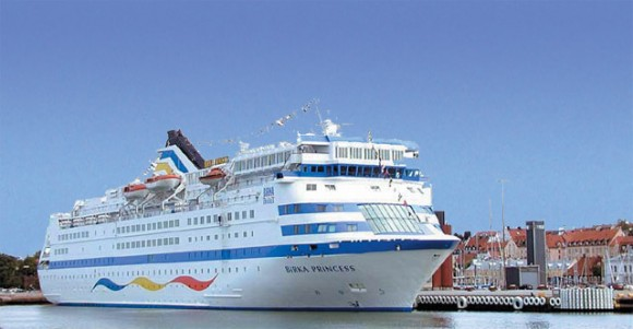 """Birka Princess"" is now the 12th vessel of Louis Cruise Lines."
